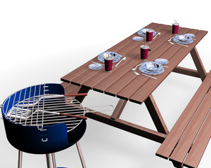 Barbecue items