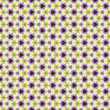 Seamless  pattern the yellow-violet