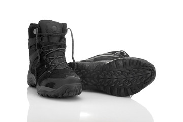 Trekking shoes 1