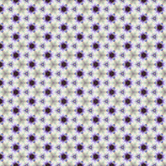 Seamless pattern the gray-violet