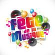 Obrazy na płótnie, fototapety, zdjęcia, fotoobrazy drukowane : Fête de la musique