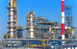 Oil and gas processing plant, refinery.