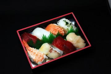 お寿司の弁当