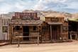 Leinwanddruck Bild - Ghost Town Chloride