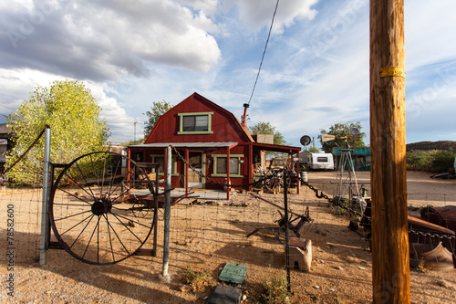 Ghost Town Chloride - 78582600