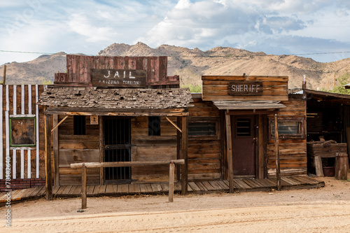 Ghost Town Chloride - 78582640