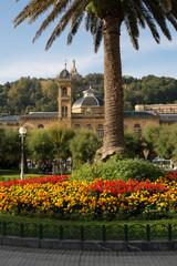 Jardines de Alderdi Eder, San Sebastián