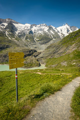 Austrian Alps, High Tauern National Park.
