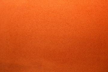 Soft orange tissue material background