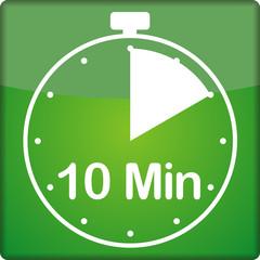 Uhrzeit mit 10 Minuten