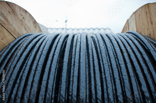 High voltage cable with drops - 78588410