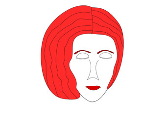 Frauenporträt
