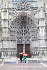 Cattedrale di Tours,Loira,Francia