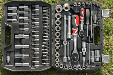 Toolkit of various tools
