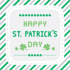 Happy Saint Patrick s Day Card1
