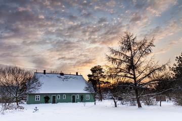 Haus in Wiek