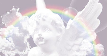 Angel website header/banner