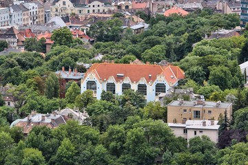 Budapest houses