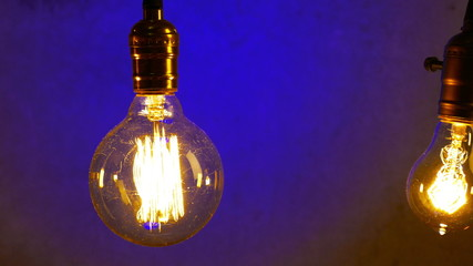 Vintage Retro Edison Lamp Light Bulb
