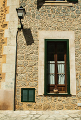 Photo of traditional house exterior