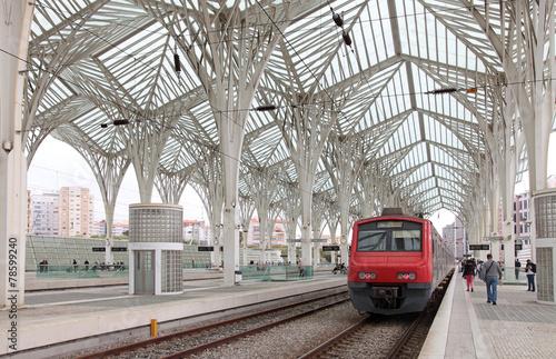 lisboa estación tren 9199-f15 - 78599240