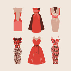 beautiful woman dresses collection