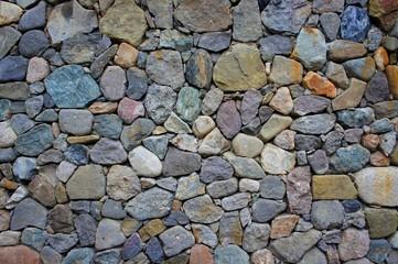 Камни разного цвета