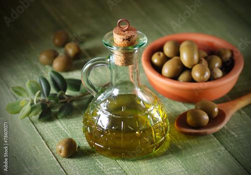 olio di oliva extravergine - 78601071