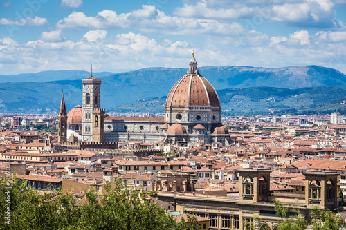 Cathedral Maria del Fiore, Florence, Italy