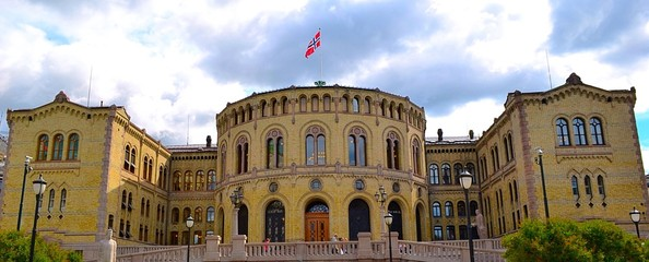 Parlamento de Noruega Storting