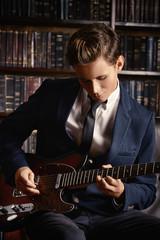 performer guitarist