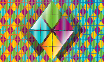 abstract vector 8