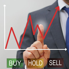 man check stock prices