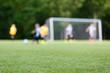 Kids soccer blur - 78604689