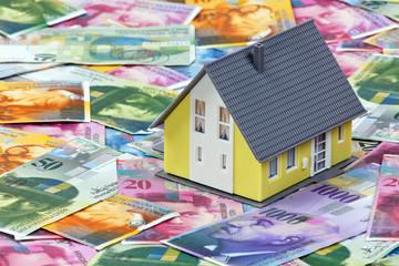 Finanzierung eines Hauses in schweizer Franken