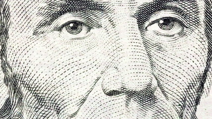 Abe Lincoln Macro Zoom