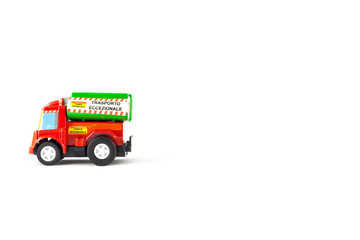 Load flammable toys