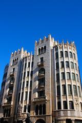 Wohnhaus in Barcelona