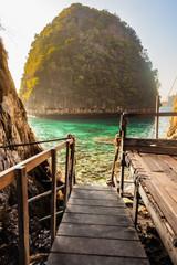 Maya bay view