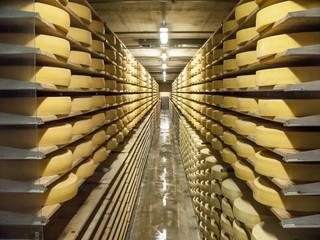 Svizzera,formaggio Gruyère.
