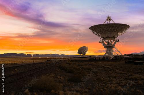 Picture of Radio Telescopes - 78608674