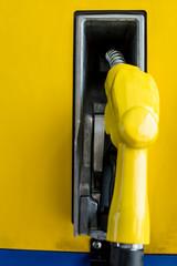 oil filling station