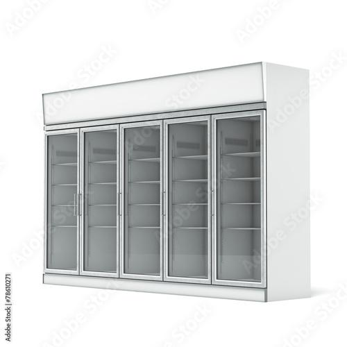 Keuken foto achterwand Boodschappen Commercial refrigerator