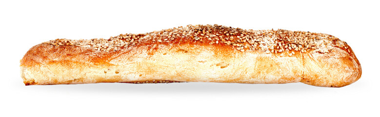 Baguette With Seeds