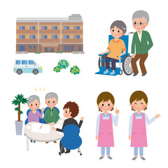介護 介護士 施設