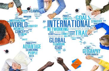 International World Global Network Globalization International