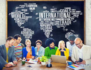 International World Global Network Globalization International
