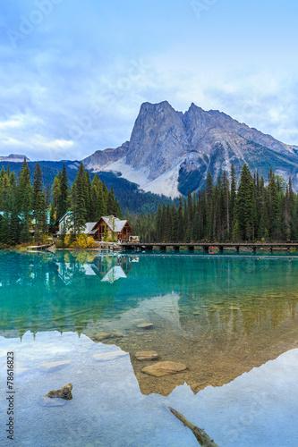 Papiers peints Canada Emerald Lake