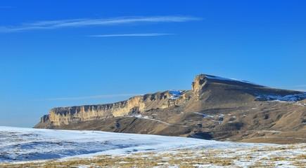 Ridge in Caucasus