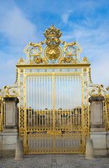 Palace of Versailles, France...